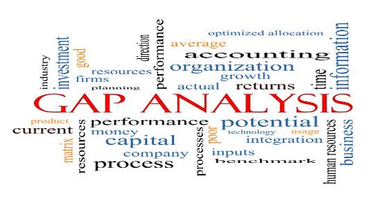 Gap analysis2